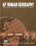 AP Human Geography Cover