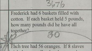 Worksheet Question