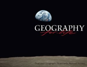 Geography for Life Cover
